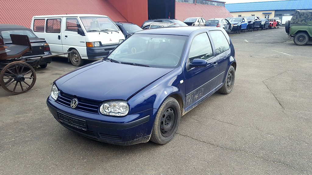 Volkswagen Golf 4.